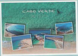CPM:  CAP VERT :  Belle Plage De L'île De Sal.  (E152) - Cape Verde