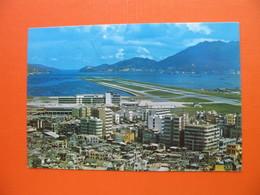 Kai Tak Airport - Cina (Hong Kong)