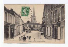 Luçon. Vendée. La Rue Des Sables. (2643) - Lucon