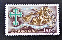 ORDRE MILITAIRE D'AVIZ 1963 - OBLITERE - YT 926 - MI 945 - Oblitérés