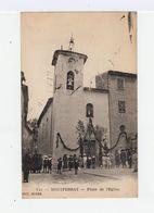 Var. Monferrat. Place De L'Eglise, Décorée. Communiants. Campanile. (2644) - France