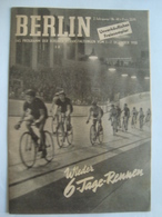 BERLIN. DAS PROGRAMM DER BERLINALER VERANSTALTUNGEN (DEZEMBER 1950). AUSSTELLUNG AM FUNKTURM. - Loisirs & Collections