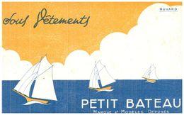 Sv PB/Buvard Sous Vétement Petit Bateau (N= 1) - Blotters