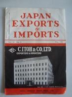 JAPAN EXPORTS & IMPORTS Nº 5 (MAY 1951). - Management