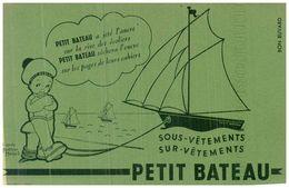 Sv PB/Buvard Sous Vétement Petit Bateau (N= 3) - Blotters
