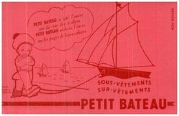 Sv PB/Buvard Sous Vétement Petit Bateau (N= 4) - Blotters
