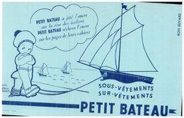 Sv PB/Buvard Sous Vétement Petit Bateau (N= 5) - Blotters