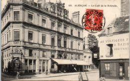 61 - Alençon -- Le Café De La Rotonde - Alencon