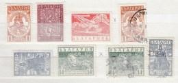 BULGARIJE  1935  Michel     286-290  X  MH/VF  See  1  Scan  [ 1381  ] - Neufs