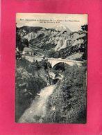 38 Isère, Environs De La Mure, Le Pont Haut Sur La Bonne, (E. R.) - La Mure