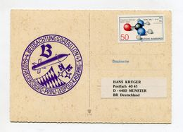 BRD POSTKARTE SST 4.BEOBACHTUNGSBATAILLON 43 REGENSBURG - Cartas