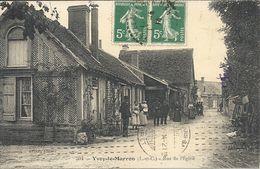 YVOI LE MARRON . RUE DE L'EGLISE - France