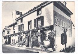 Hôtel Restaurant La Chaumiére .  André  MAILLARD. Propriétaire  - ST-OYEN  -  MONTBELLET - France