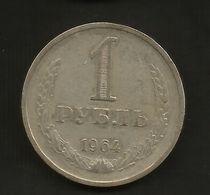 RUSSIA / CCCP / SOVIET UNION - ROUBLE (1964) - Russia