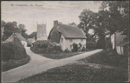 St Clements, Near Truro, Cornwall, C.1910 - Postcard - England