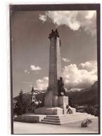 14292   -    CORTINA ,  Monumento Al Gen. Cantore    /     Nuova - Italie