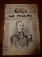 1859 LE VOLEUR: Venise -St Geoges Majeur;Le Piémont;Courrier D'Italie (il Manto Della Religione Non è Inquesto Tanto... - Libri, Riviste, Fumetti