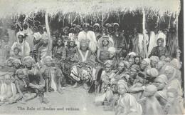 CPA - NIGERIA,  The Bale Of IBADAN And Retinue - Nigeria