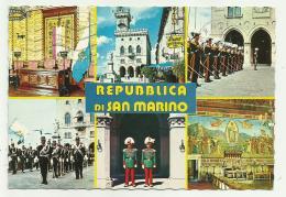 REPUBBLICA DI SAN MARINO  - VIAGGIATA FG - San Marino