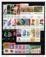 ISRAEL 1981 FULL YEAR WITH TABS - Israel