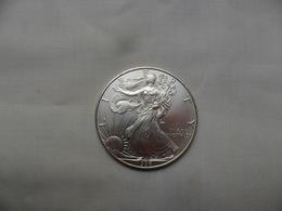 ESTADOS UNIDOS 1 DOLLAR / Oz 1996 AMERICAN EAGLE  Ag999 - EDICIONES FEDERALES