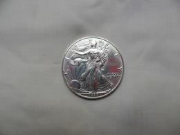 ESTADOS UNIDOS 1 DOLLAR / Oz 1998 AMERICAN EAGLE  Ag999  KM#273 - EDICIONES FEDERALES