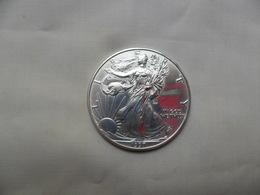 ESTADOS UNIDOS 1 DOLLAR / Oz 1997 AMERICAN EAGLE  Ag999  KM#273 - EDICIONES FEDERALES