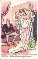 CPA - BONNOTTE - Cette Fleur D'oranger Est Elle Bien à Sa Place... - Mariage - 781 - Bonnotte