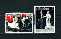 Gibraltar  Nº Yvert  894/5  En Nuevo - Gibraltar