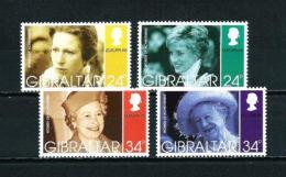 Gibraltar  Nº Yvert  764/7  En Nuevo - Gibraltar