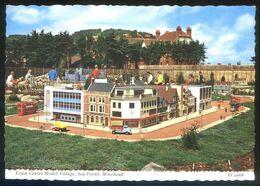 Sea Front, Minehead. *Town Centre Model Village,* Ed. Valentine. Nueva. - Otros