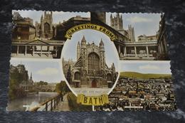 1986   Greetings From Bath   1959 - Bath