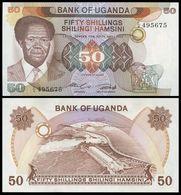 Uganda - 50 Shillings 1985 UNC - Uganda