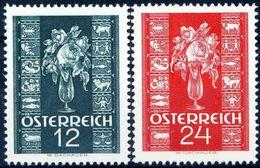 Austria 0515/516 * Charnela. 1937 - Ungebraucht