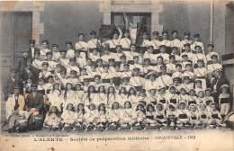 12 - AVEYRON  / Decazeville - 12565 - Société De Préparation Militaire - Decazeville