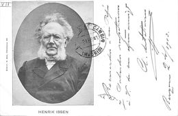HERNIK IBSEN - Escritores