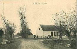 Saint-Folquin. Le Gibet   Vieille Auto - France