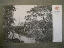 Carte Postale Grand Bazar Anspach Editeur -  N° 31 - Bruxelles - Eglise St Croix ( Ixelles ) - Monuments, édifices