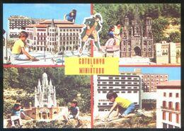 Torrelles De Llobregat. *Catalunya En Miniatura* Ed. Perla Nº 9. Dep. Legal B. 1976-83. Nueva. - Otros