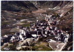 Andorre. Vieille. Vue Aèrienne De La Ville. VG. - Andorra