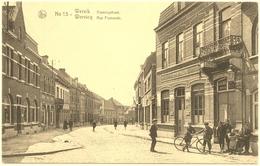 Wervik; Cinéma Ons Huis. - Wervik