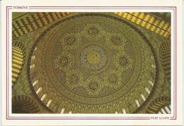 Dome De La Mosquée Selimiye à Edirne (chef-d'œuvre De L'architecture Islamique) Carte Postale Adressée ANDORRA, - Turchia