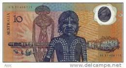 Billet $ 10 émis En 1988. World First Polymer Banknote. Retiré De La Vente Après Quelques Semaines. - Decimal Government Issues 1966-...