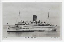 S.S. Ben-My-Chree - Arrow For Howorth H.F. 21 - Isle Of Man