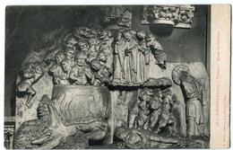 CPA 02 SOISSONS Tympan - Musée 1914 - Soissons