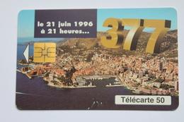 MF  41  --  TELECARTE   PUBLIQUE MONACO - Monaco
