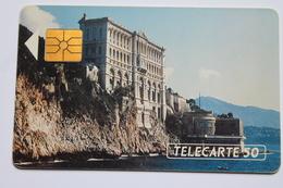 MF  16 --  TELECARTE   PUBLIQUE   MONACO - Monaco