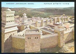 Israel. *Ancient Jerusalem Model...* Ed. Holy-Land Corp. Inc. Lote 10 Diferentes. Nuevas. - Otros