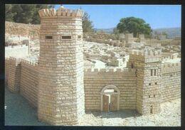 Israel. *Ancient Jerusalem Model...* Ed. Holy-Land Corp. Inc. Lote 9 Diferentes. Nuevas. - Otros