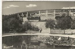 TARRAGONA PARQUE DEL MILAGRO ESCRITA - Tarragona